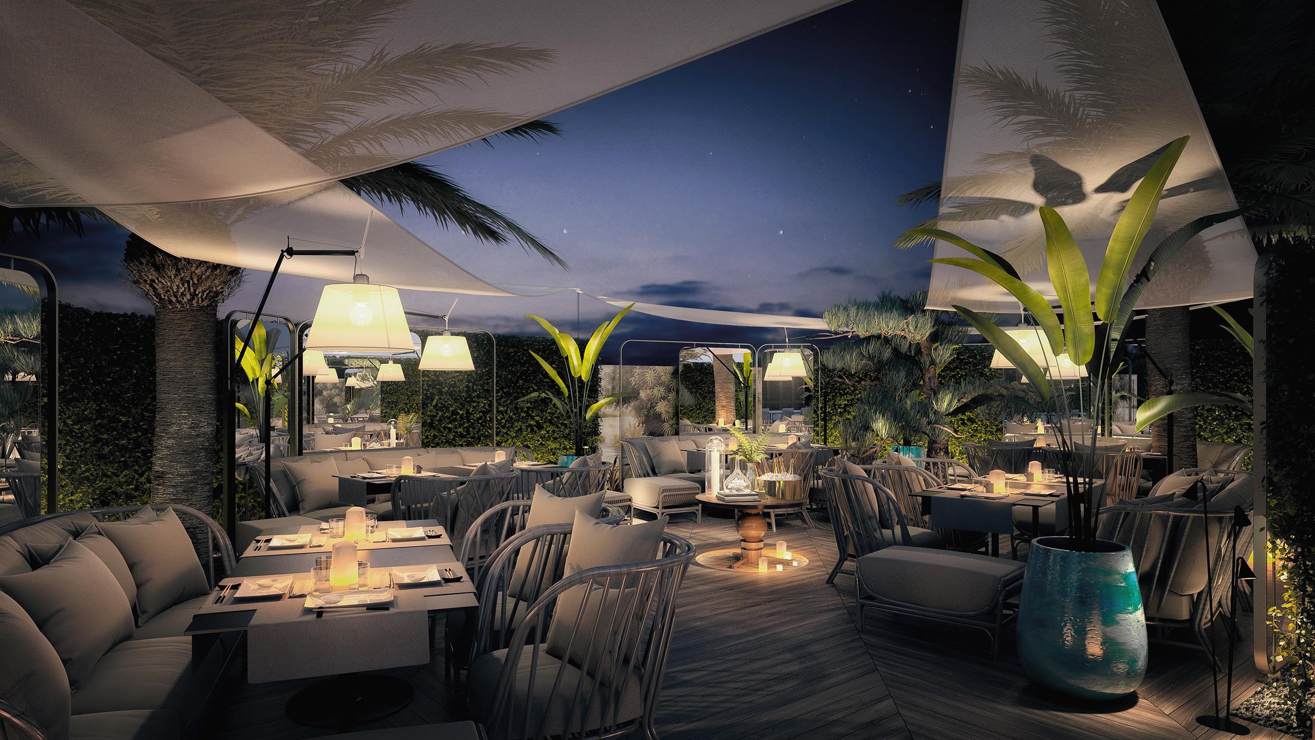 Zela Restaurant in Ibiza